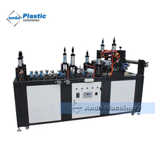 online lamination and hot stamping machine for pvc ceiling wall panel