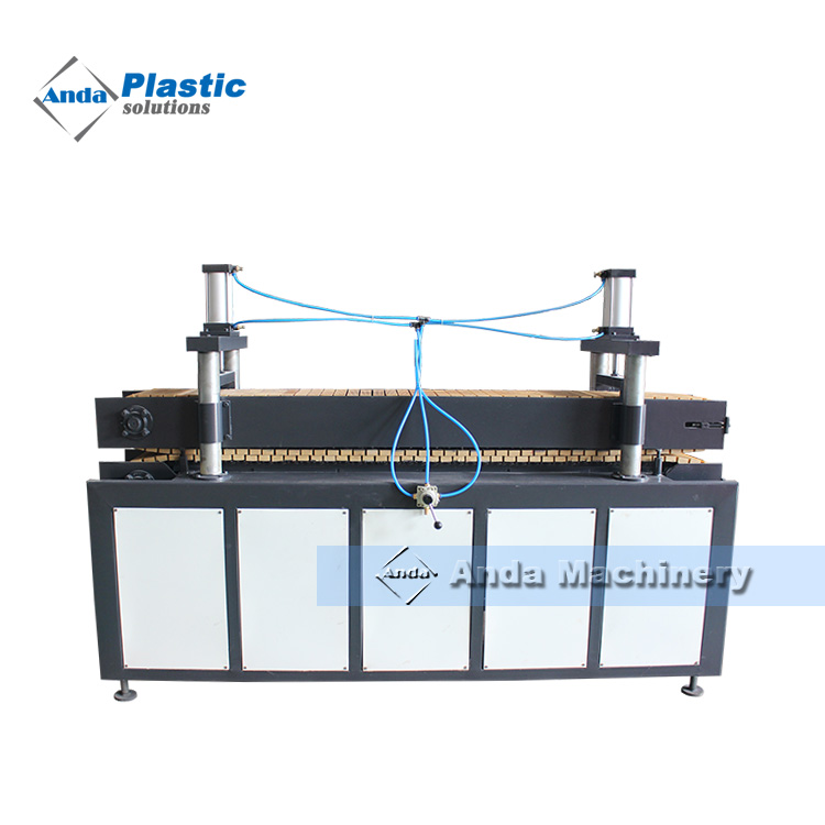 PVC false ceiling making machine