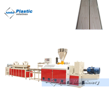 PVC ceiling panel machine with two color printing machine