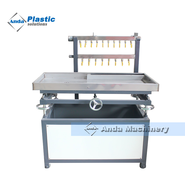 PVC edge band extrusion machine