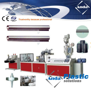 labyrinth drip irrigation tape production line