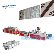 603*603 pvc ceiling tile production line/making machine/manufacturing line