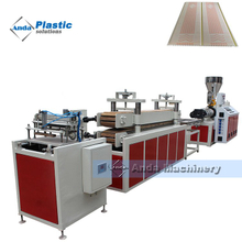pvc ceiling wall machine/extruder machine/production line