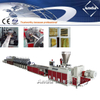 PVC imitation marble profile production line