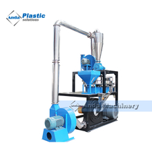 Plastic PE Pulveriser Machine for Powder Coating, Masterbatch,rotor Molding Industry