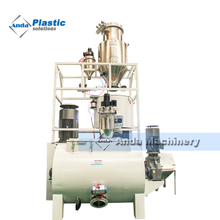 High Speed Horizontal PVC Mixer Machine