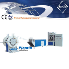 ram extruder pex-a pipe making machine