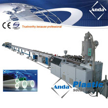 glass fiber PPR pipe extrusion line