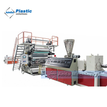 pvc marble sheet production line with turnkey solution