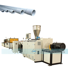 china manufacturer PVC pipe making manufacturing machine price