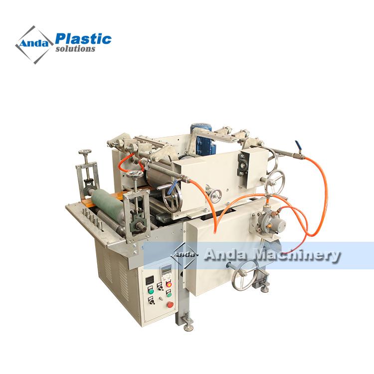 PVC edge banding printing and UV coating line from China