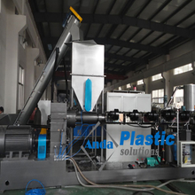 double stage pelletizing line