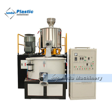 High and low speed pvc mixer machine