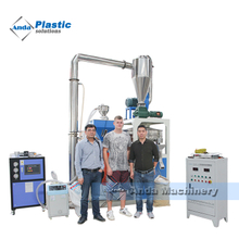 plastic pulverizer machine for pe powder