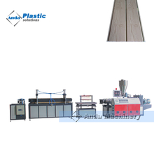 PVC Ceiling Panel Machine With Online Hot Stamping Machine