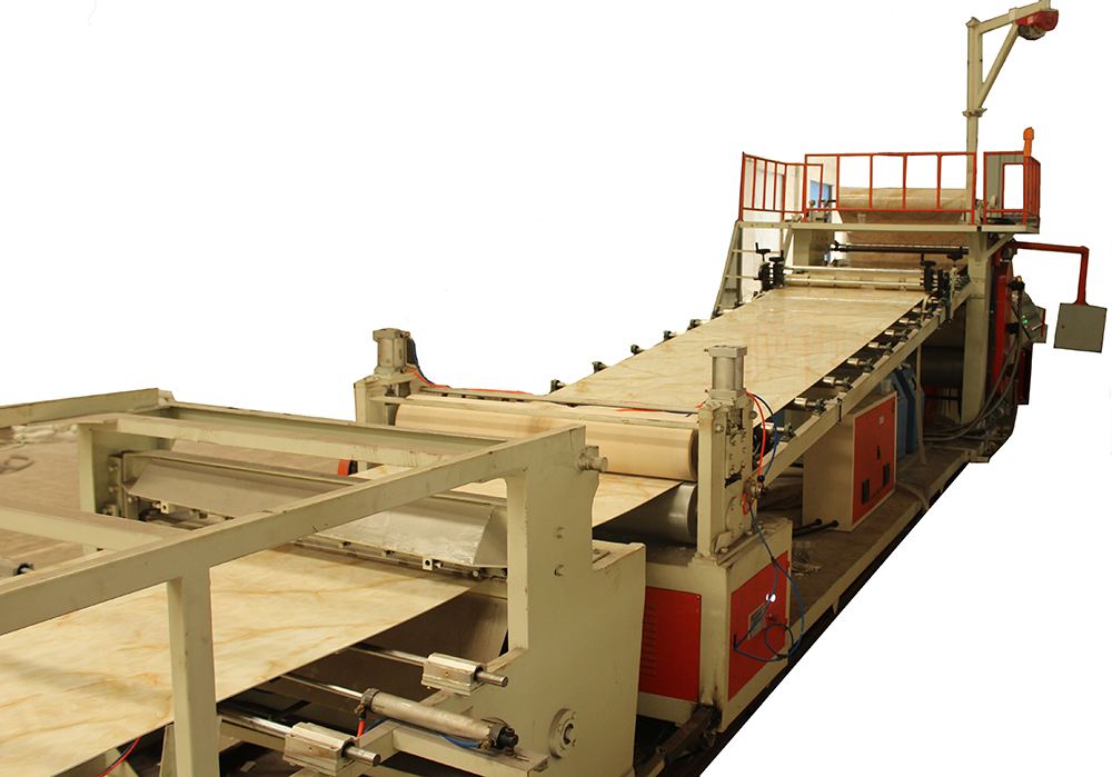 Formula of PVC marble sheet production line