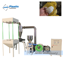 plastic pulverizer machine suppliers