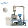 Plastic PVC pulverizer machine for waste material