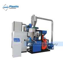 PVC pulverizer grinding machine for waste material