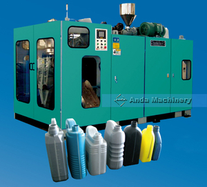 plastic bottle making machine