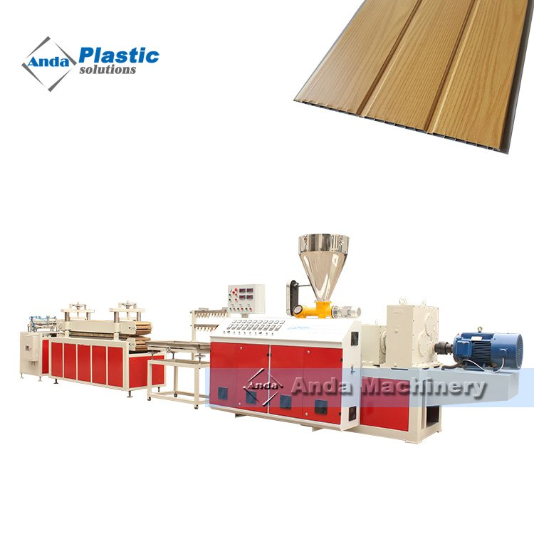 cheap price laminated pvc wall board production line for interior decoration