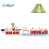 PVC ceiling / wall panel extruder machine manufacturer