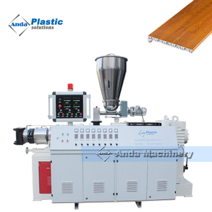 PVC window sill making machine with complete solutions