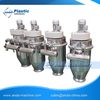 Dust collector for PVC mixer