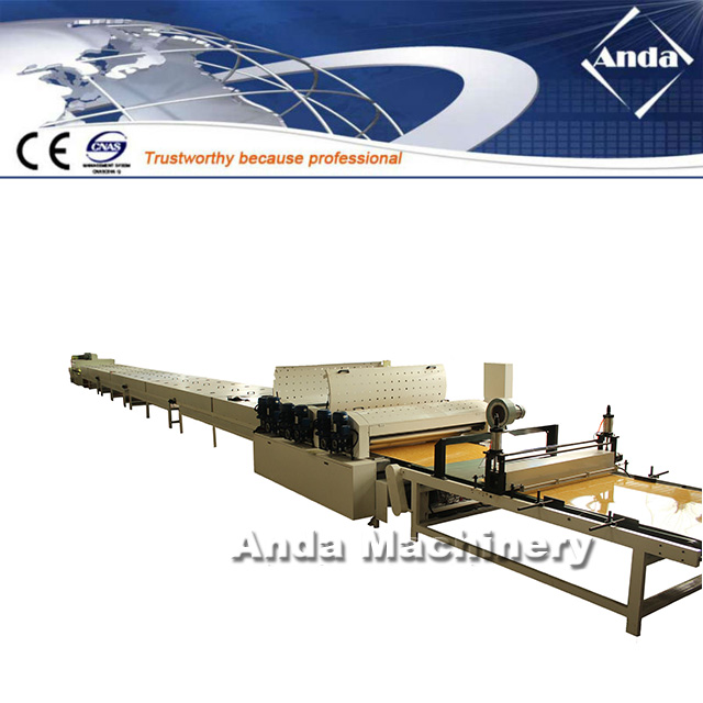 China PVC marble sheet machine manufacturer